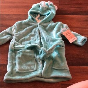 modern baby Other - 0-9 Month Critter Robe